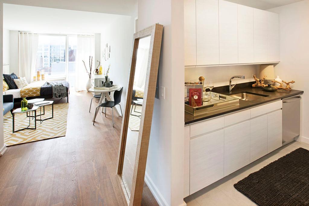 Maximilian Studio Kitchen