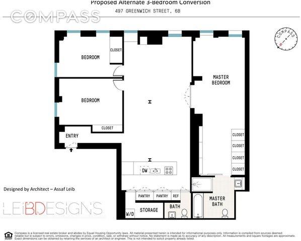 Alternate Floorplan