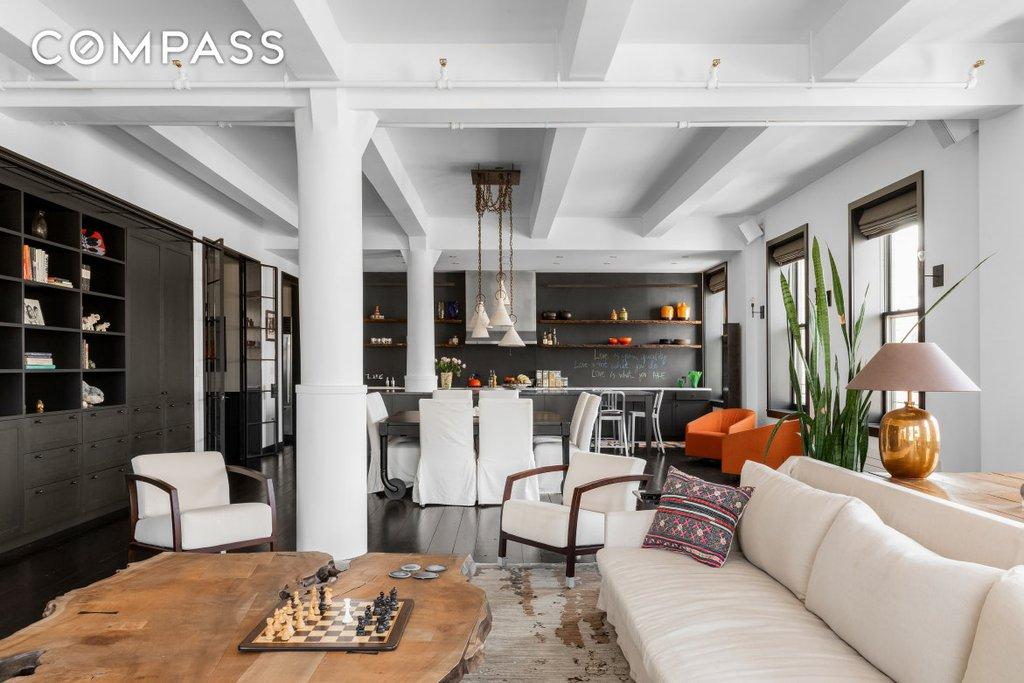 Incredible Nyc Condos Tribeca 5 Bedroom Condo For Sale Interior Design Ideas Oxytryabchikinfo
