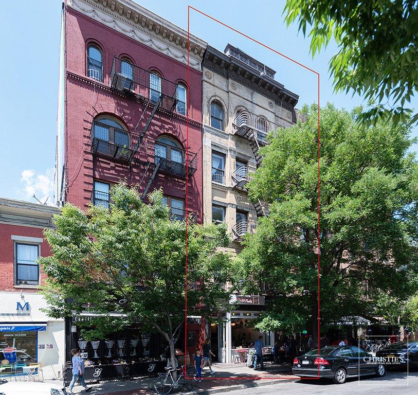 18 Townhouse in Greenwich Village