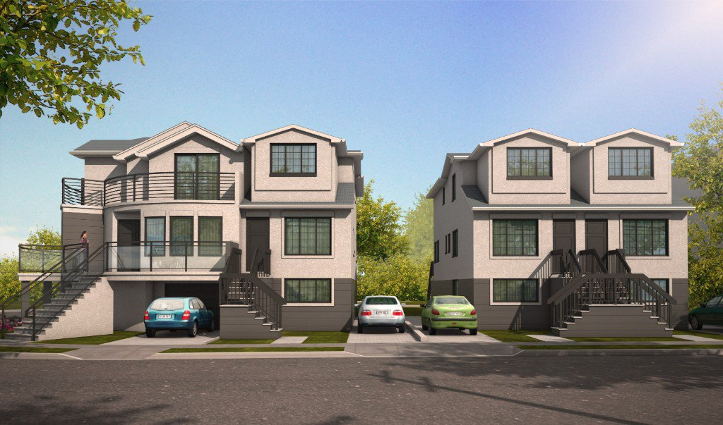 3 Townhouse in Seagate