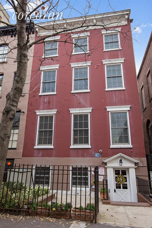 9 Townhouse in Brooklyn Heights