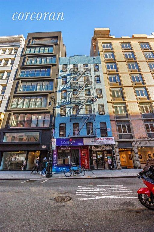 Studio Townhouse in Lower East Side