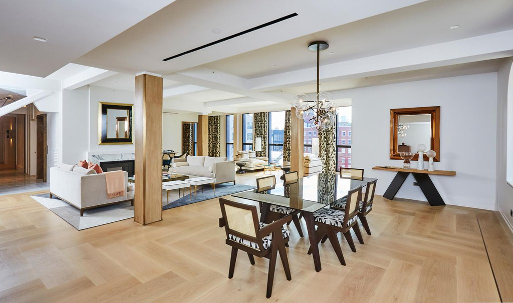 Groovy Nyc Condos Chelsea 5 Bedroom Condo For Sale Beutiful Home Inspiration Ommitmahrainfo