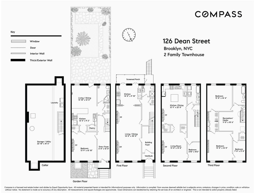 5 Townhouse in Boerum Hill