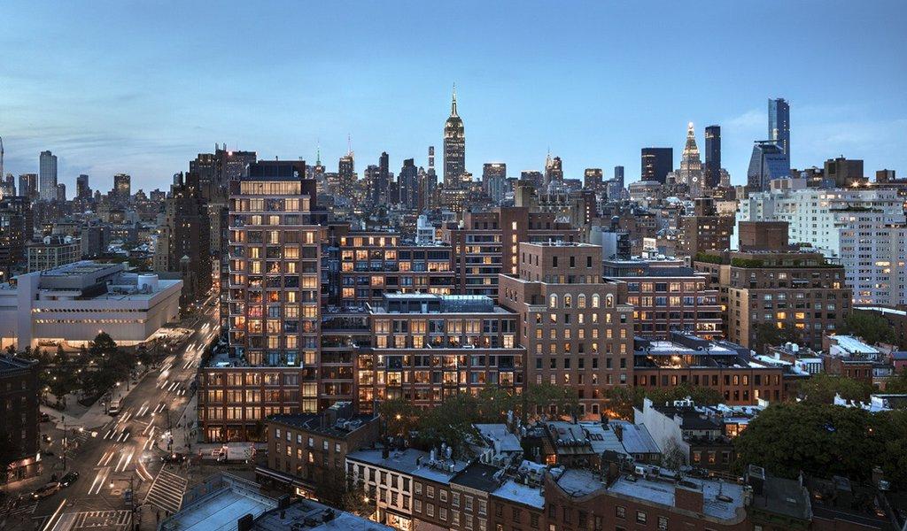 155 West 11th Street, #9A, New York, NY 10011 | New York
