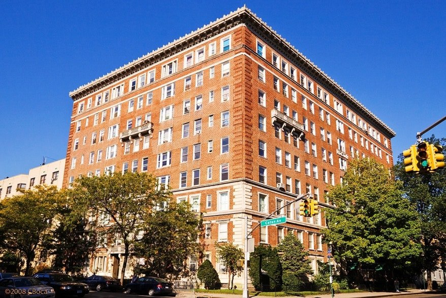 2 Coop in Prospect Park South