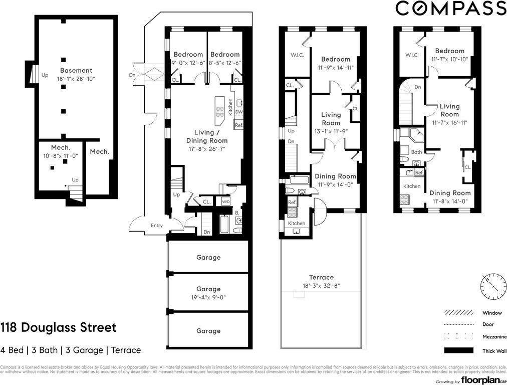 4 Townhouse in Boerum Hill