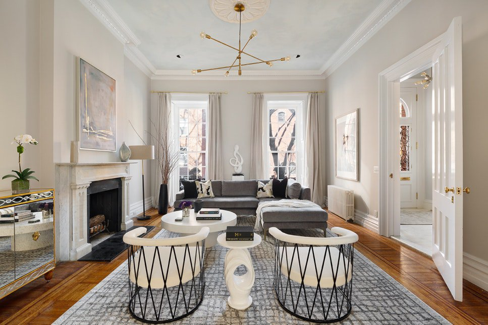 8 Townhouse in Brooklyn Heights