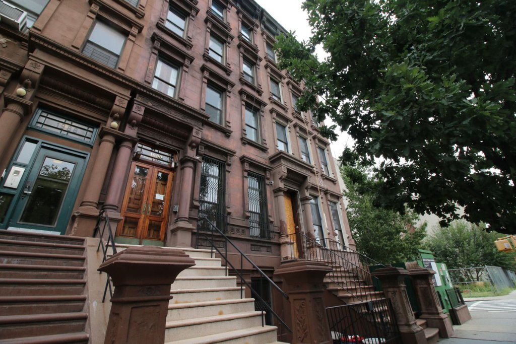 12 Townhouse in Central Harlem