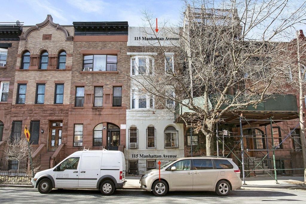 5 Townhouse in Manhattan Valley