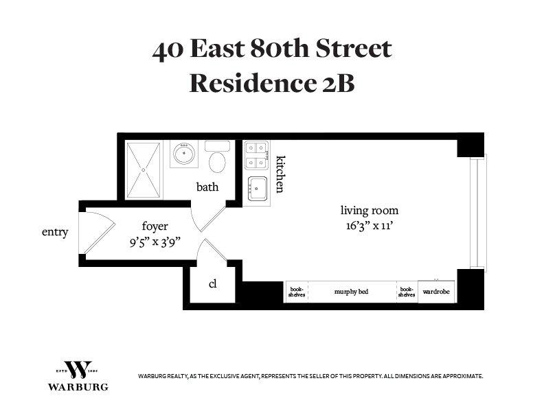 40 East 80th Street 20A New York 10075
