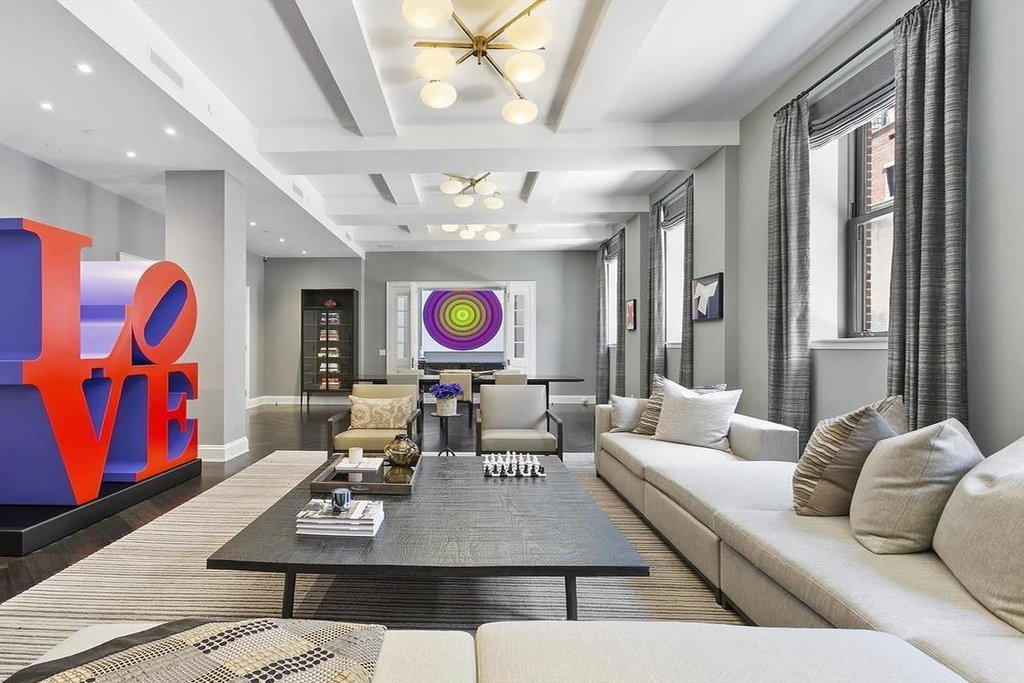 Strange Nyc Condos Greenwich Village 5 Bedroom Condo For Sale Interior Design Ideas Oxytryabchikinfo