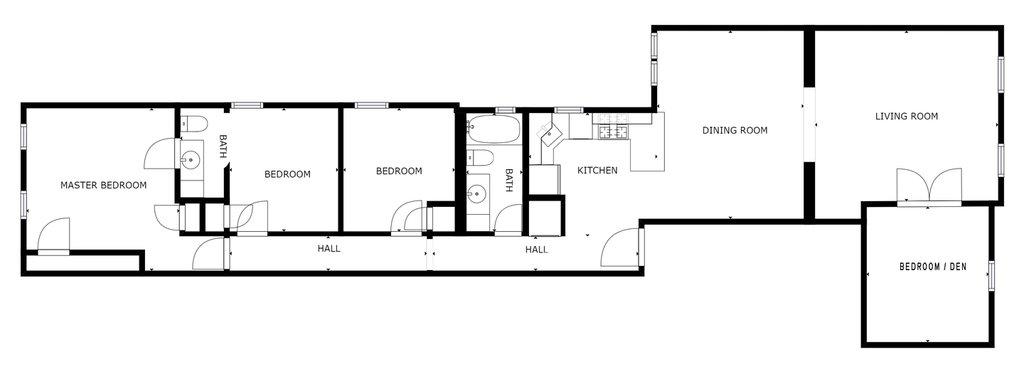 Floor Plan 4R