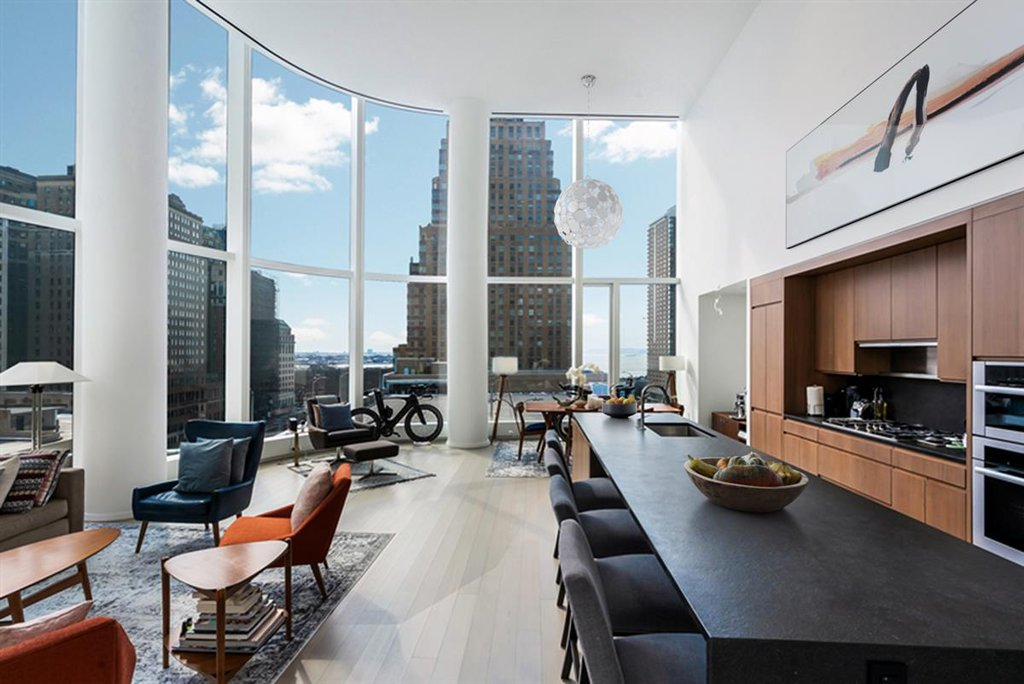 3 Condo in Financial District