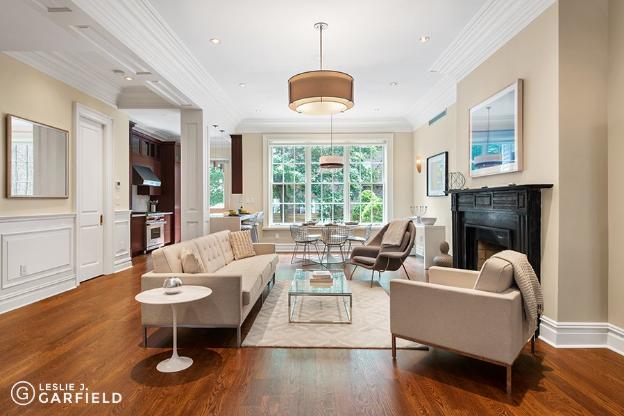 7 Townhouse in Brooklyn Heights