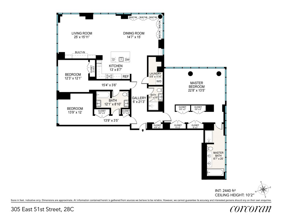 3 Condo in Turtle Bay