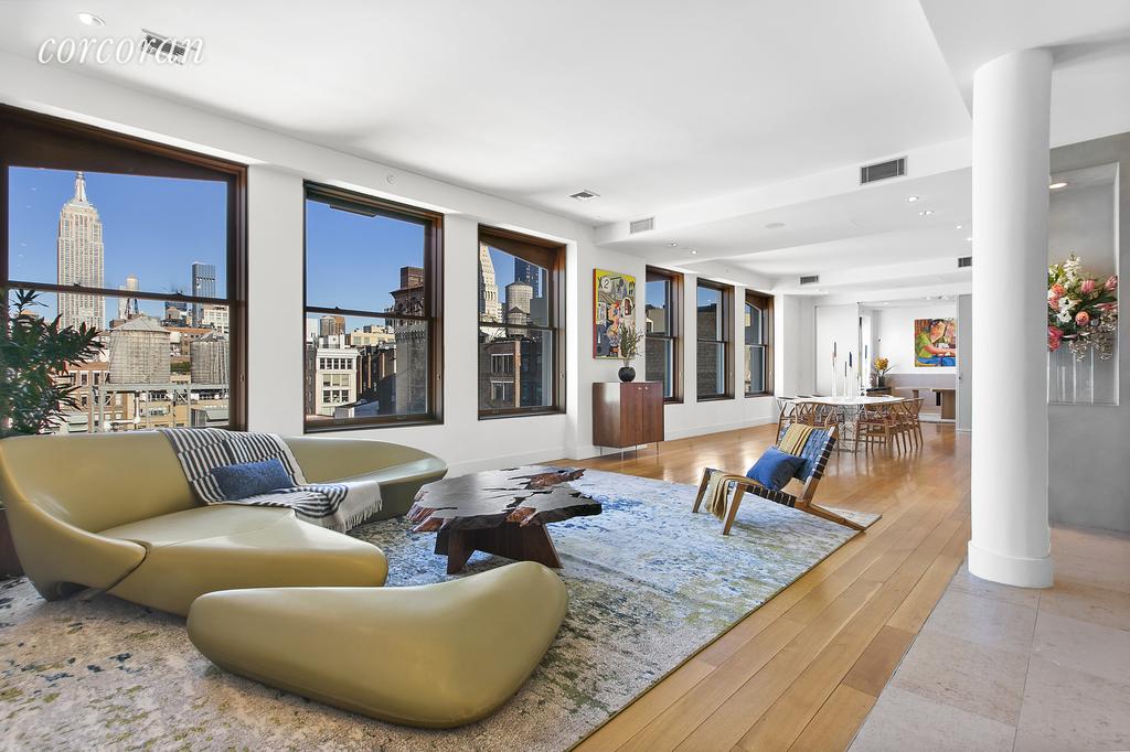 Sensational Nyc Condos Flatiron 5 Bedroom Condo For Sale Interior Design Ideas Oxytryabchikinfo