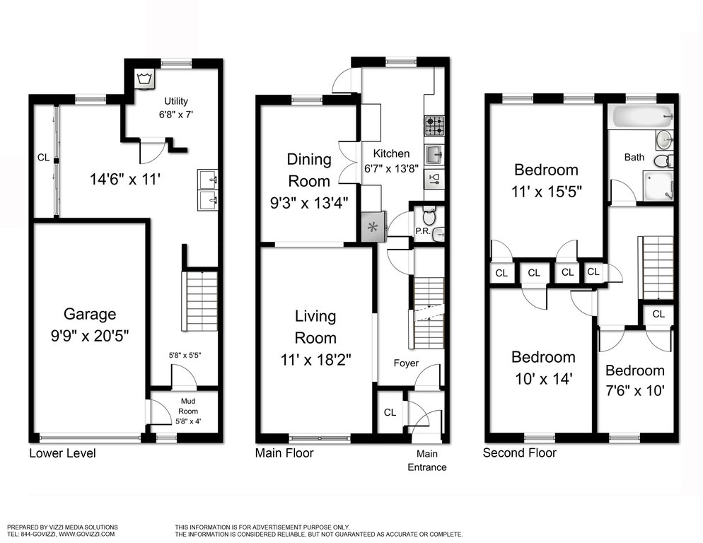 3 Townhouse in Hillcrest