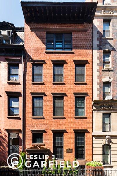 6 Townhouse in Greenwich Village