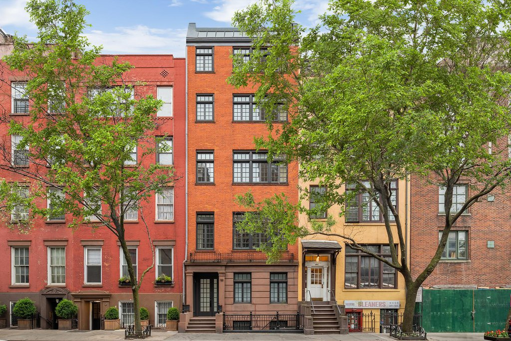 4 Townhouse in Greenwich Village