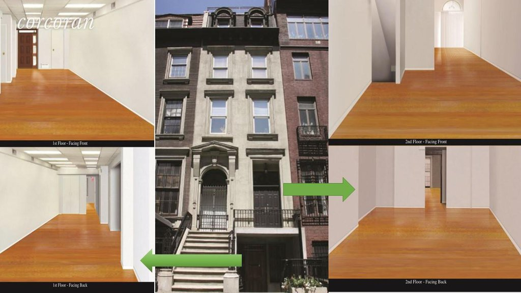 Studio Townhouse in Murray Hill