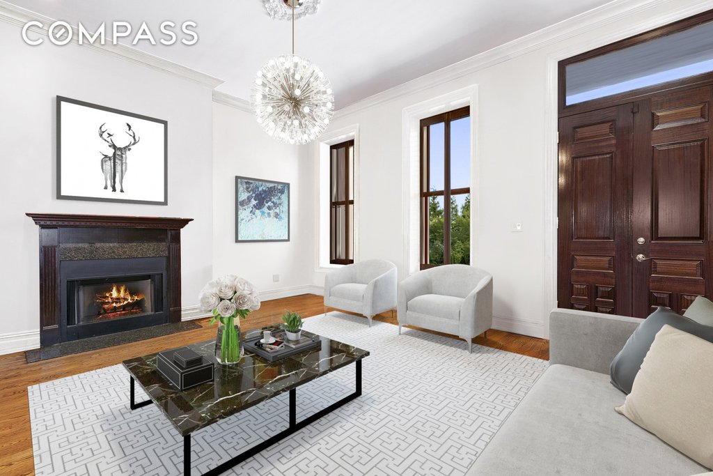6 Townhouse in Central Harlem