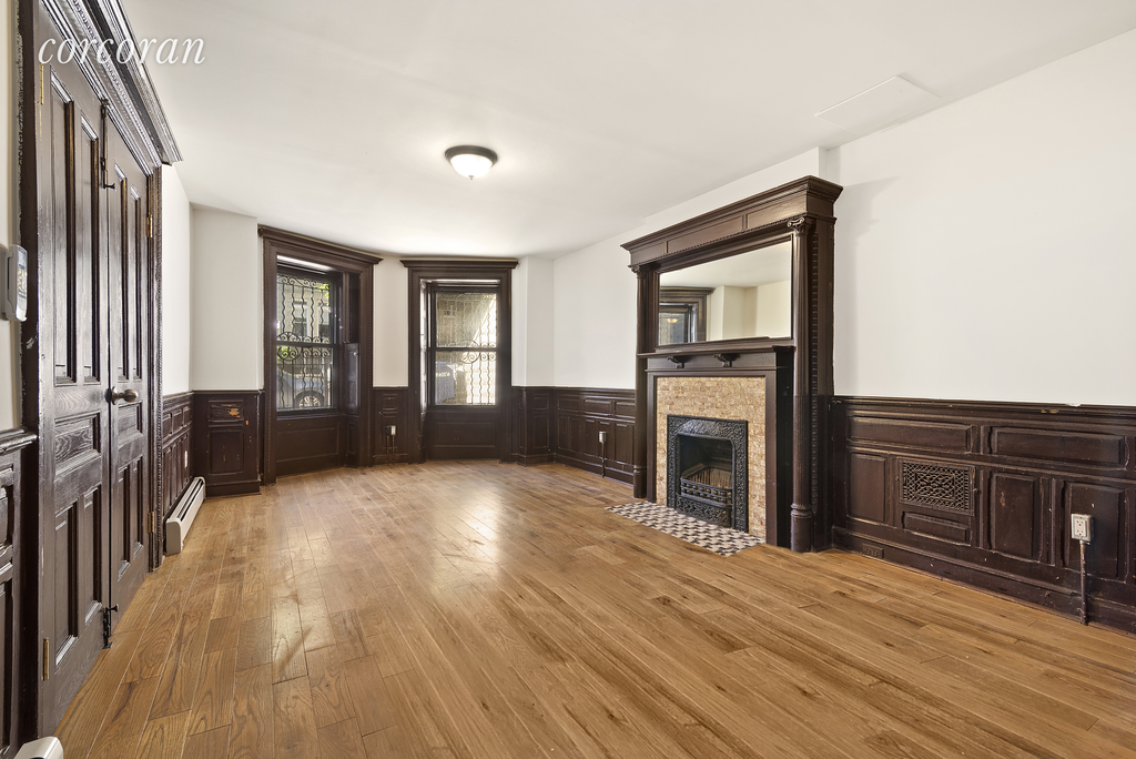 Studio Townhouse in Crown Heights