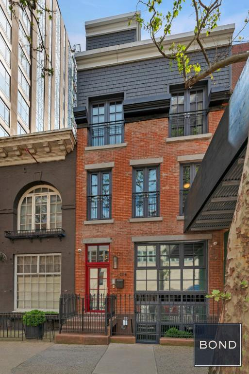 8 Townhouse in Gramercy Park