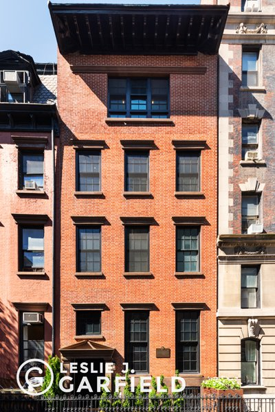 6 Townhouse in Greenwich Village