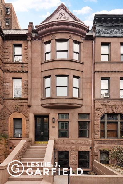 5 Townhouse in Upper West Side