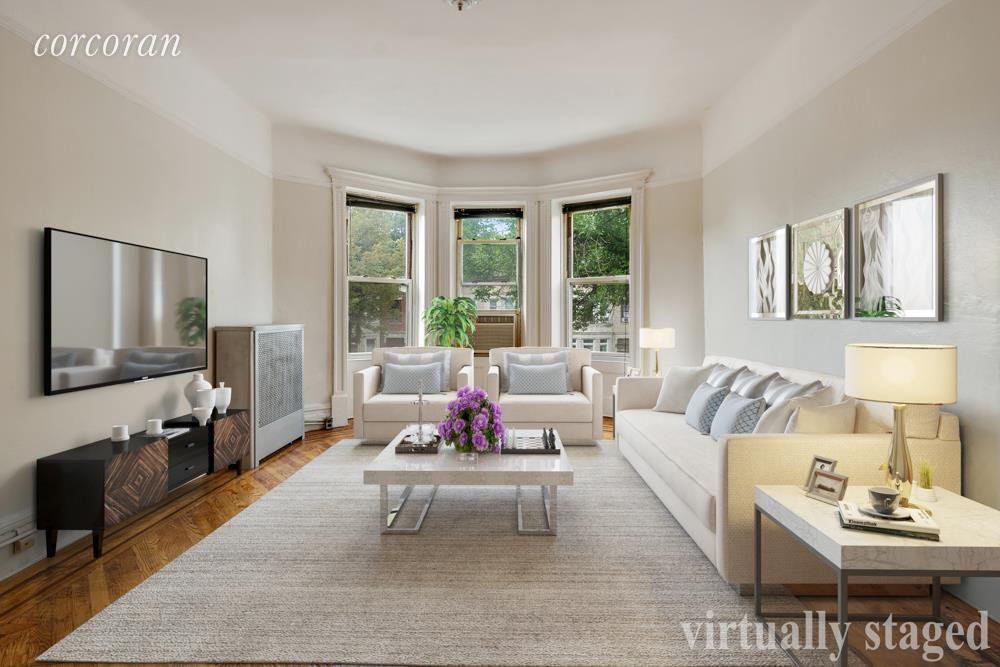 Studio Townhouse in Prospect Lefferts Gardens