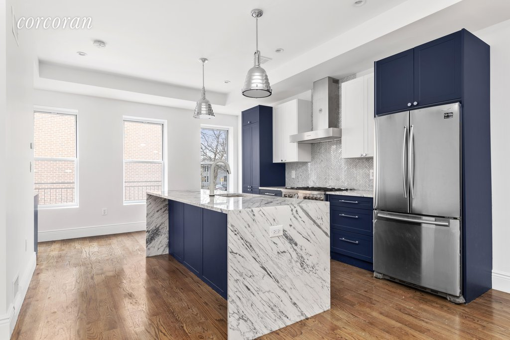 3 Townhouse in Prospect Lefferts Gardens