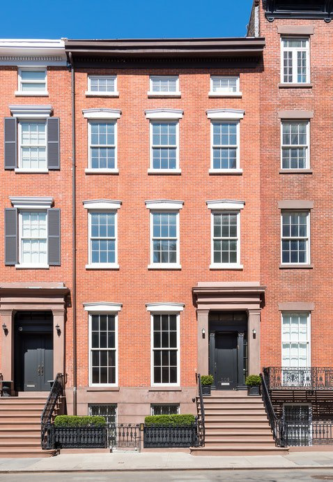 8 Townhouse in Greenwich Village