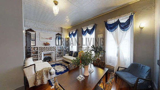 2 Townhouse in Prospect Lefferts Gardens