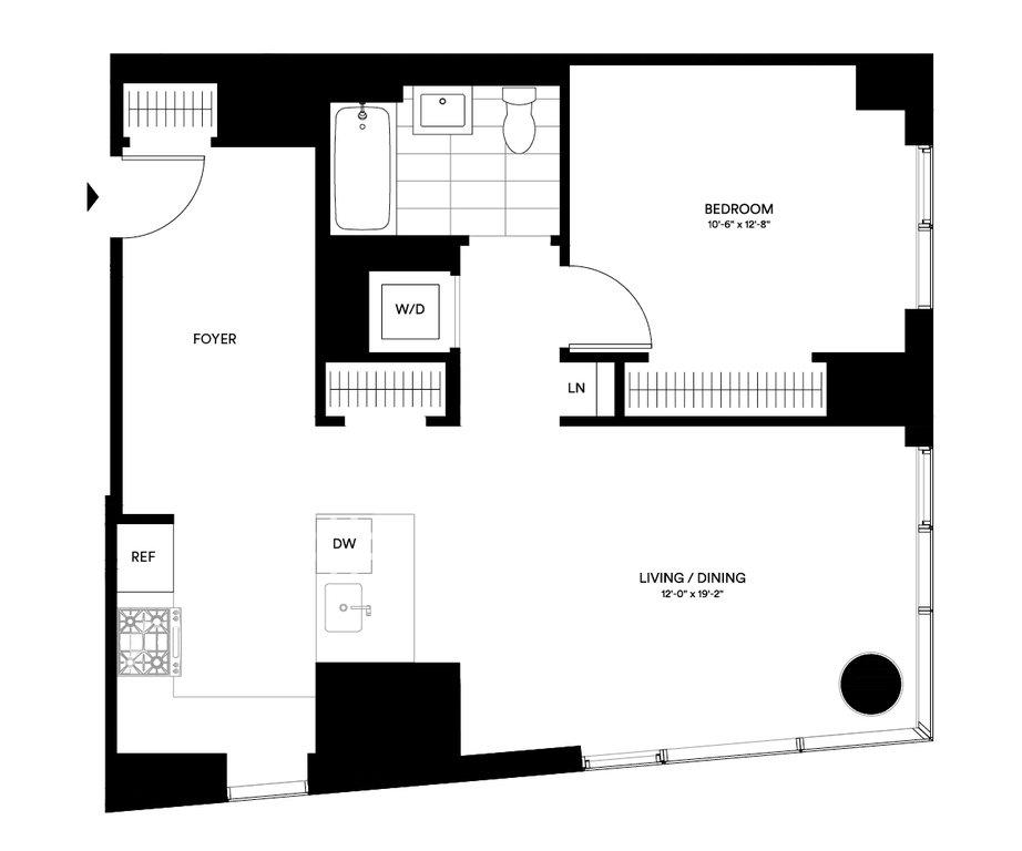 1 Apartment in Sunnyside