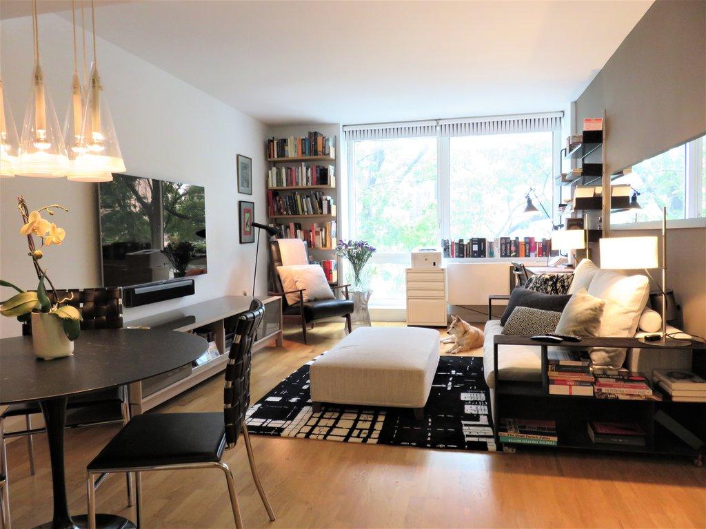 NYC Condos: Roosevelt Island 1 Bedroom Condo for Rent