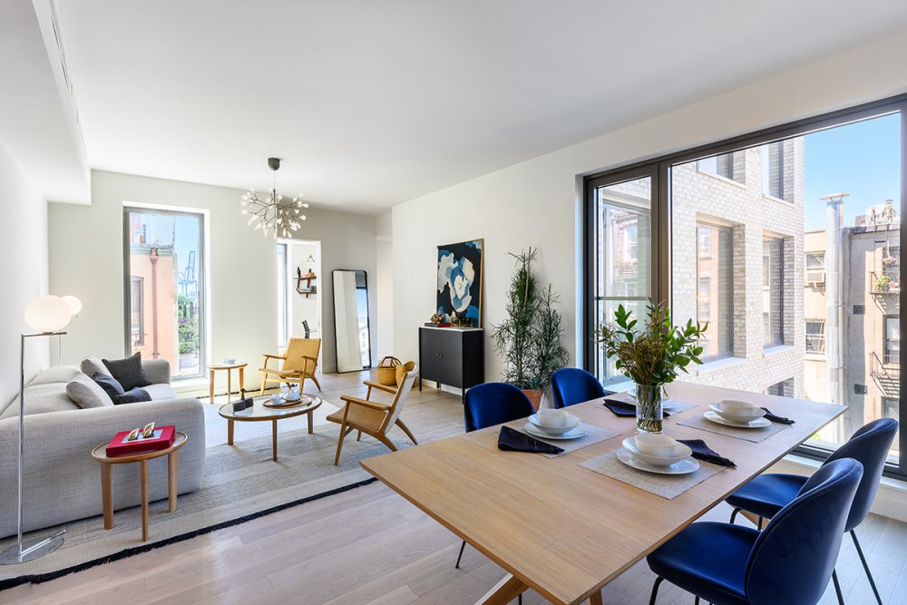 3 Condo in Carroll Gardens