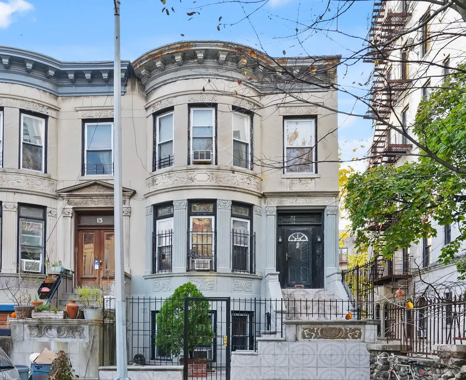 6 Townhouse in Prospect Lefferts Gardens