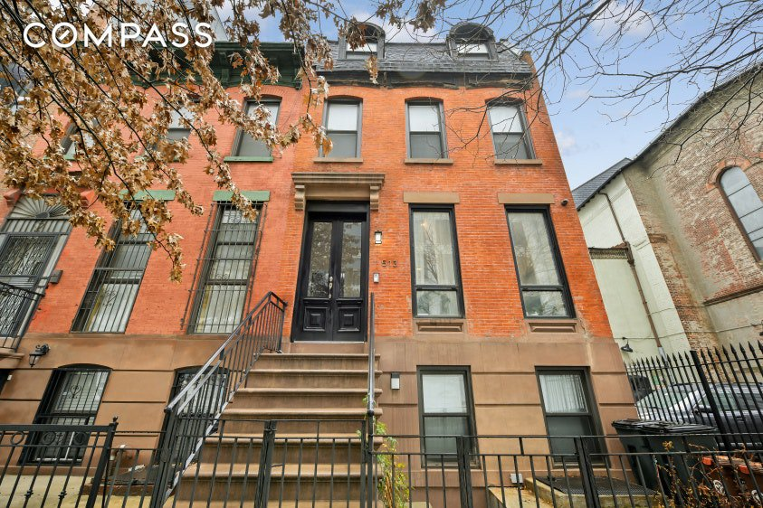 3 Townhouse in Clinton Hill