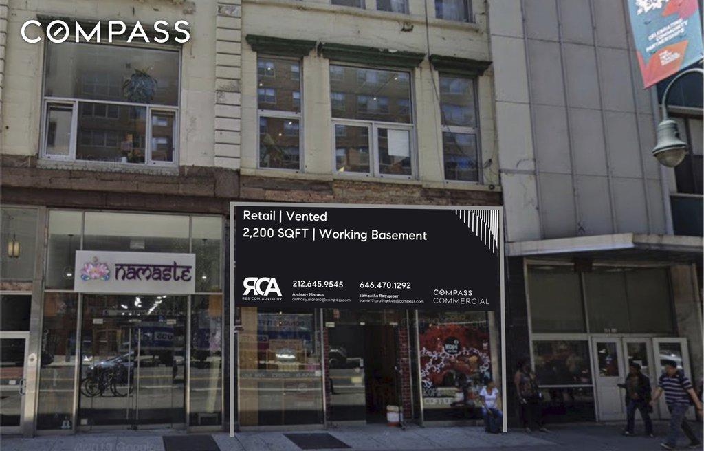 Studio Apartment in Greenwich Village