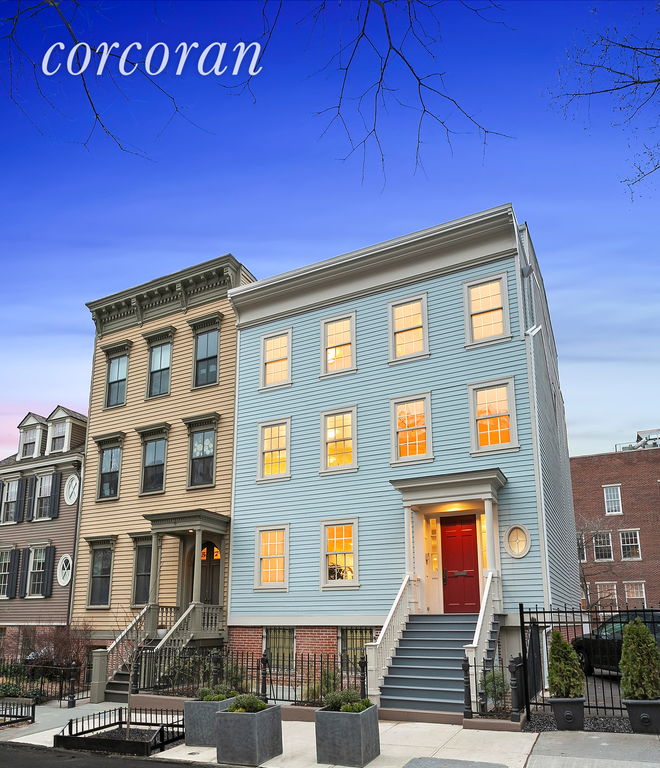 6 Townhouse in Brooklyn Heights